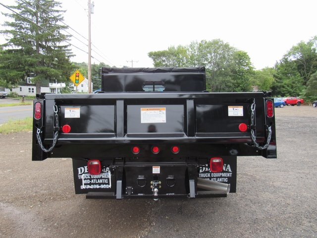 2018 Silverado 3500 Regular Cab DRW 4x4,  Rugby Eliminator LP Steel Dump Body #28124 - photo 6