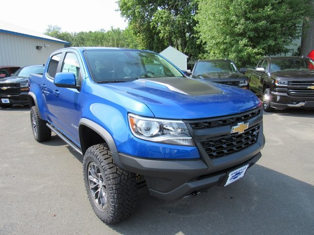 2018 Colorado Crew Cab 4x4,  Pickup #28134 - photo 3