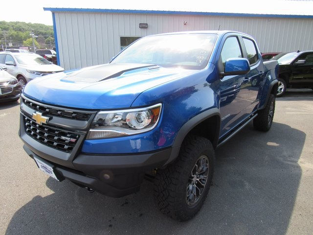 2018 Colorado Crew Cab 4x4,  Pickup #28134 - photo 1