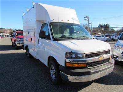 2018 Express 3500 4x2,  Bay Bridge Tool Pro Service Utility Van #28339 - photo 3