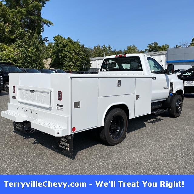 2019 Chevrolet Silverado 5500 Regular Cab DRW 4x2, Reading Service Body #28807 - photo 1