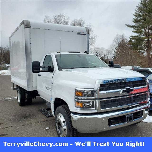 2020 Chevrolet Silverado 5500 Regular Cab DRW 4x2, Duramag Dry Freight #29344 - photo 1