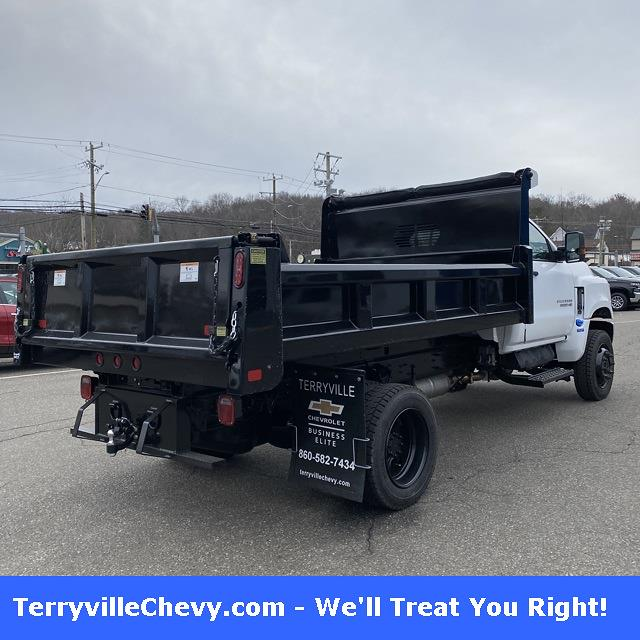 2020 Chevrolet Silverado Medium Duty Regular Cab DRW 4x4, Rugby Dump Body #29421 - photo 1