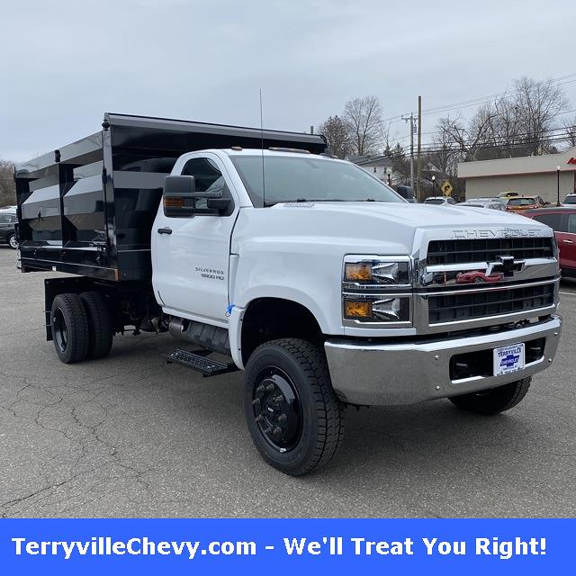 2020 Chevrolet Silverado Medium Duty Regular Cab DRW 4x4, Rugby Landscape Dump #29463 - photo 1