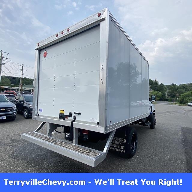 2021 Chevrolet Silverado 4500 Regular Cab DRW 4x4, Duramag Dry Freight #29475 - photo 1