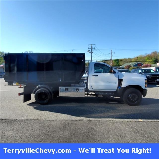 2021 Chevrolet Silverado 4500 Regular Cab DRW 4x2, Switch N Go Drop Box Hooklift Body #29526 - photo 3