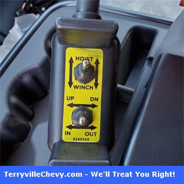 2021 Chevrolet Silverado 4500 Regular Cab DRW 4x2, Switch N Go Drop Box Hooklift Body #29526 - photo 20