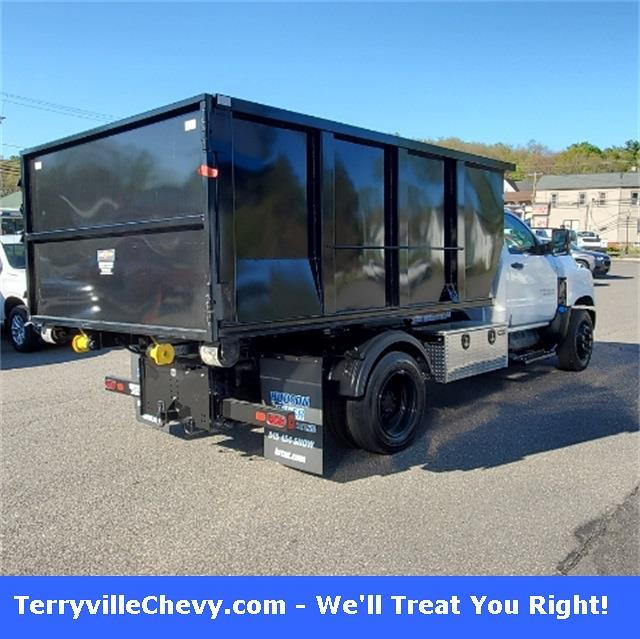 2021 Chevrolet Silverado 4500 Regular Cab DRW 4x2, Switch N Go Hooklift Body #29526 - photo 1