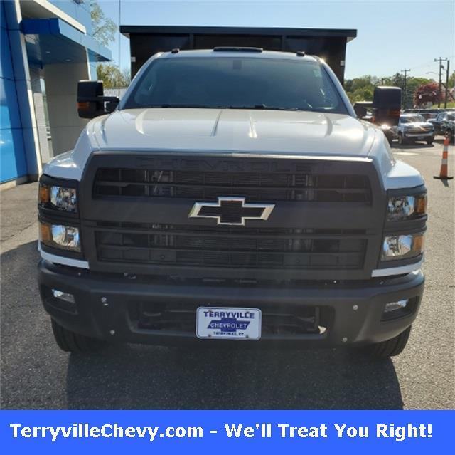 2021 Chevrolet Silverado 4500 Regular Cab DRW 4x2, Switch N Go Drop Box Hooklift Body #29526 - photo 8
