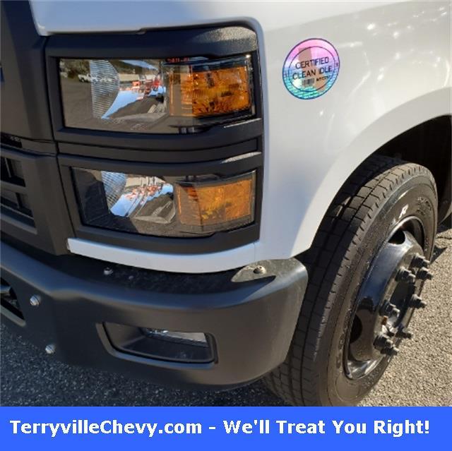 2021 Chevrolet Silverado 4500 Regular Cab DRW 4x2, Switch N Go Drop Box Hooklift Body #29526 - photo 9