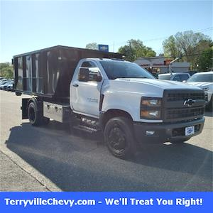 2021 Chevrolet Silverado 4500 Regular Cab DRW 4x2, Switch N Go Drop Box Hooklift Body #29526 - photo 1