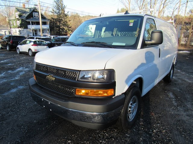 e4374cea6d97c3 New 2018 Chevrolet Express 2500 Upfitted Cargo Van for sale in ...
