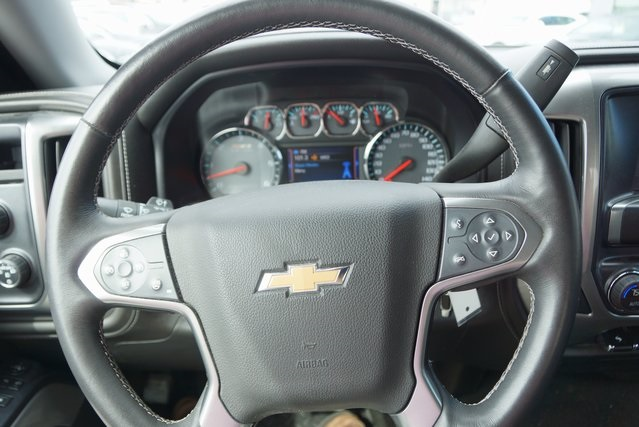 2014 Silverado 1500 Crew Cab 4x4, Pickup #11257 - photo 24