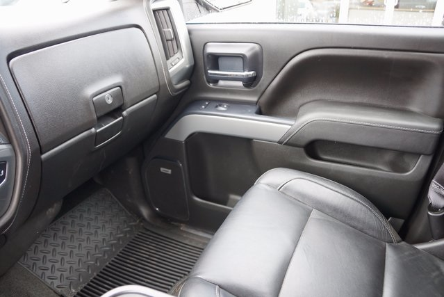 2014 Silverado 1500 Crew Cab 4x4, Pickup #11257 - photo 38