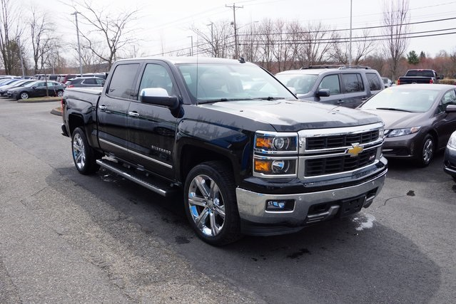2014 Silverado 1500 Crew Cab 4x4, Pickup #11257 - photo 9