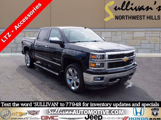 2014 Silverado 1500 Crew Cab 4x4, Pickup #11257 - photo 25