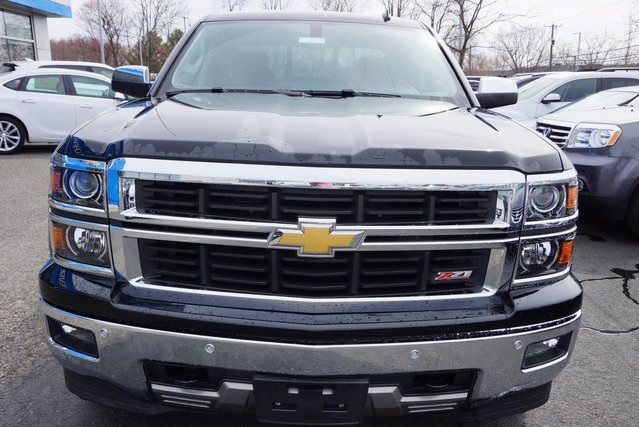 2014 Silverado 1500 Crew Cab 4x4, Pickup #11257 - photo 13