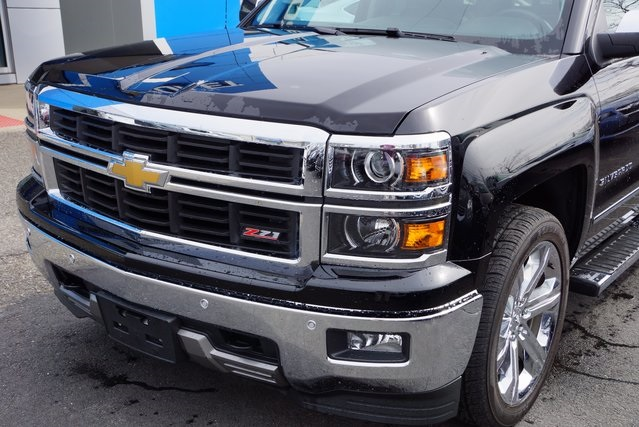 2014 Silverado 1500 Crew Cab 4x4, Pickup #11257 - photo 16