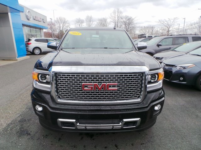 2015 Sierra 1500 Crew Cab 4x4, Pickup #11258 - photo 4