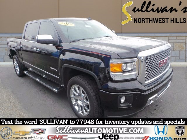2015 Sierra 1500 Crew Cab 4x4, Pickup #11258 - photo 16