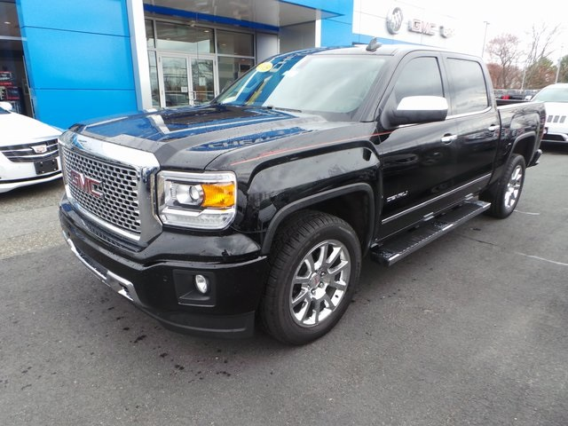 2015 Sierra 1500 Crew Cab 4x4, Pickup #11258 - photo 5