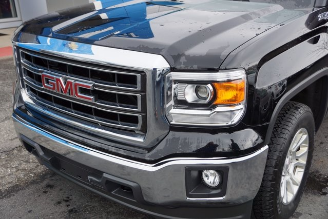 2015 Sierra 1500 Double Cab 4x4, Pickup #11259 - photo 13