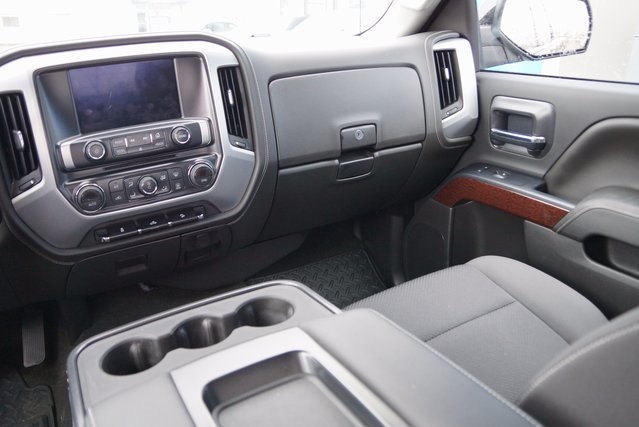 2015 Sierra 1500 Double Cab 4x4, Pickup #11259 - photo 16