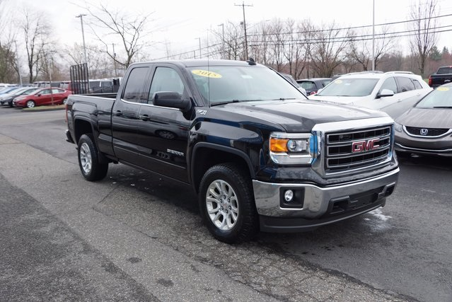 2015 Sierra 1500 Double Cab 4x4, Pickup #11259 - photo 9