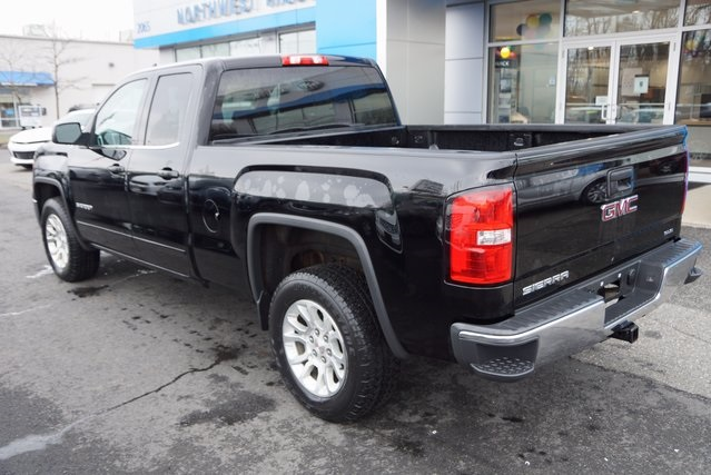 2015 Sierra 1500 Double Cab 4x4, Pickup #11259 - photo 5