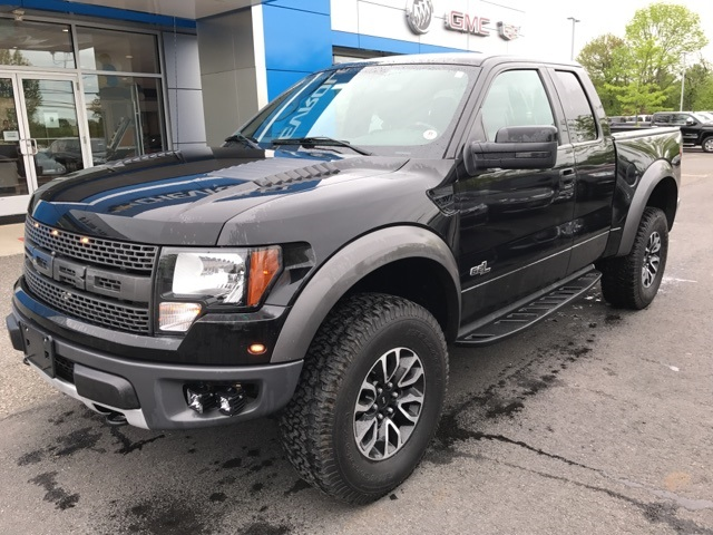 2012 F-150 Super Cab 4x4, Pickup #17717B - photo 11