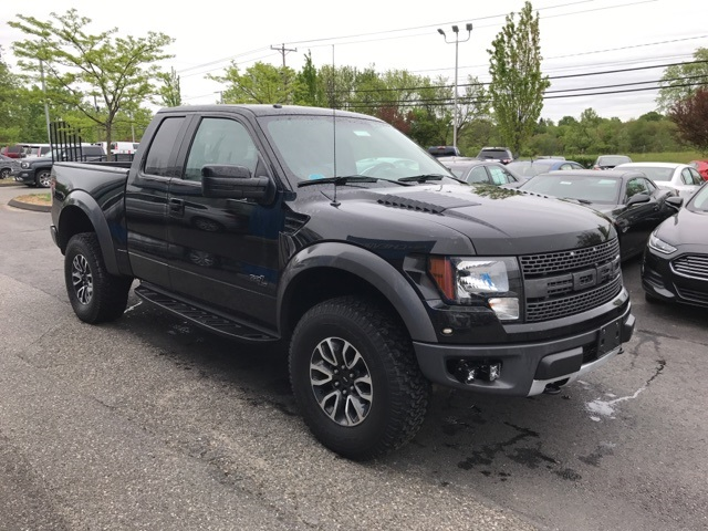 2012 F-150 Super Cab 4x4, Pickup #17717B - photo 7