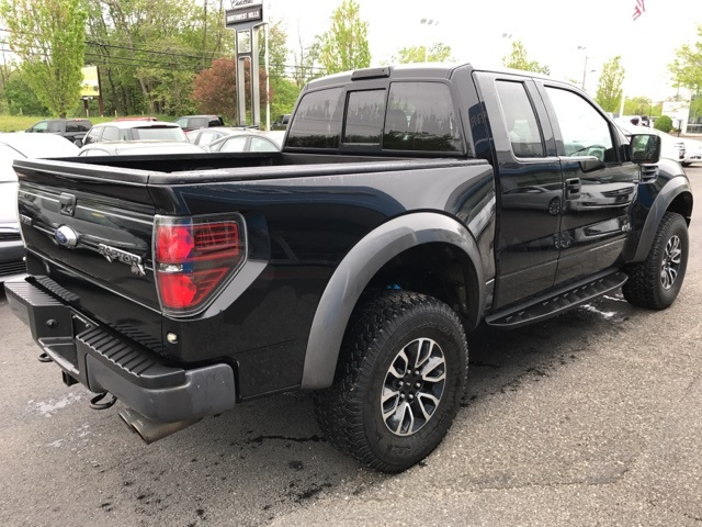 2012 F-150 Super Cab 4x4, Pickup #17717B - photo 2