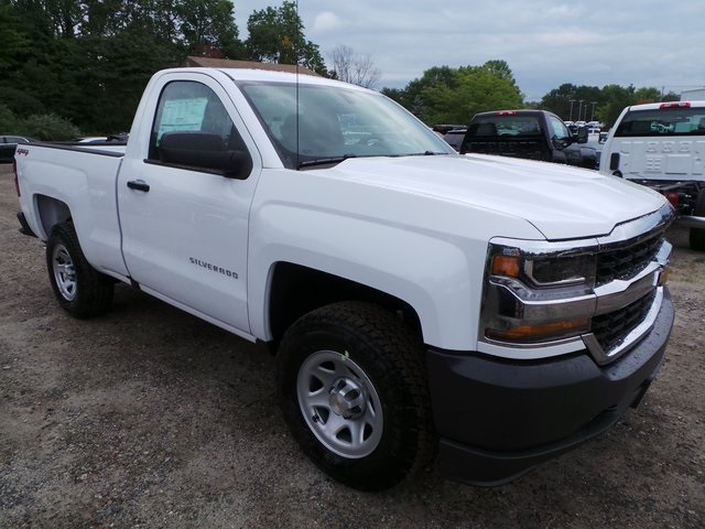 2016 Silverado 1500 Regular Cab 4x4, Pickup #C160101 - photo 3