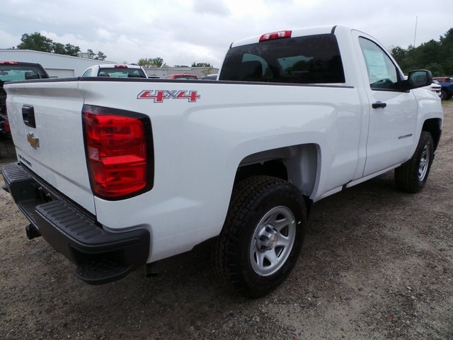 2016 Silverado 1500 Regular Cab 4x4, Pickup #C160101 - photo 7