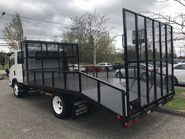 2016 Low Cab Forward Crew Cab, Womack Equipment Trailers, Inc Dovetail Landscape #C160164 - photo 3