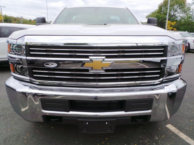 2016 Silverado 3500 Regular Cab 4x4, Reading Service Body #C160177 - photo 3