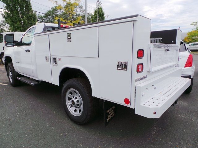 2016 Silverado 3500 Regular Cab 4x4, Reading Service Body #C160177 - photo 5