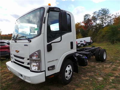 2016 Low Cab Forward Regular Cab, Cab Chassis #C160210 - photo 1