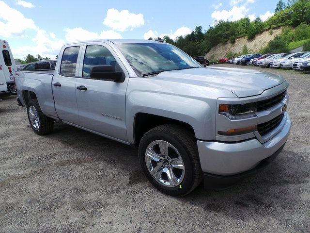2016 Silverado 1500 Double Cab 4x4, Pickup #C16888 - photo 5