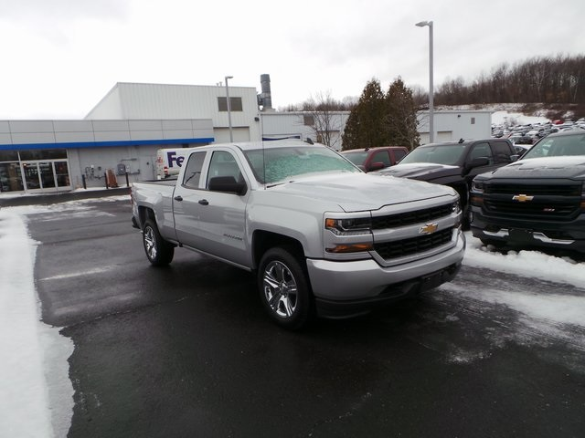 2016 Silverado 1500 Double Cab 4x4, Pickup #C16888 - photo 3