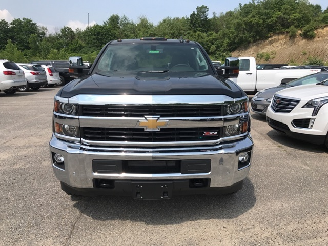 2017 Silverado 2500 Double Cab 4x4, Pickup #C170033 - photo 2