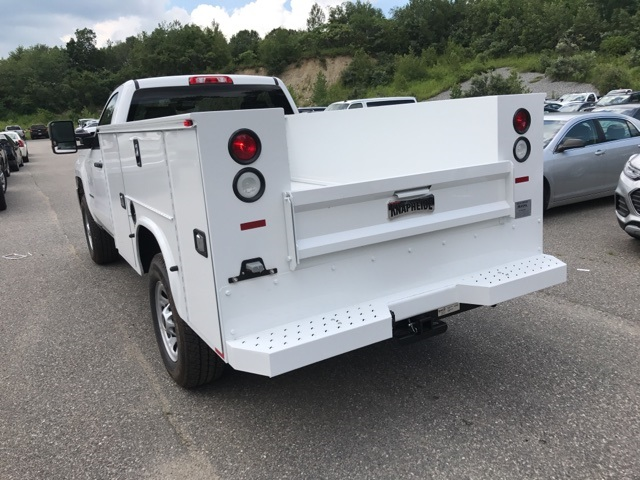 2017 Silverado 3500 Regular Cab 4x4, Service Body #C170057 - photo 2