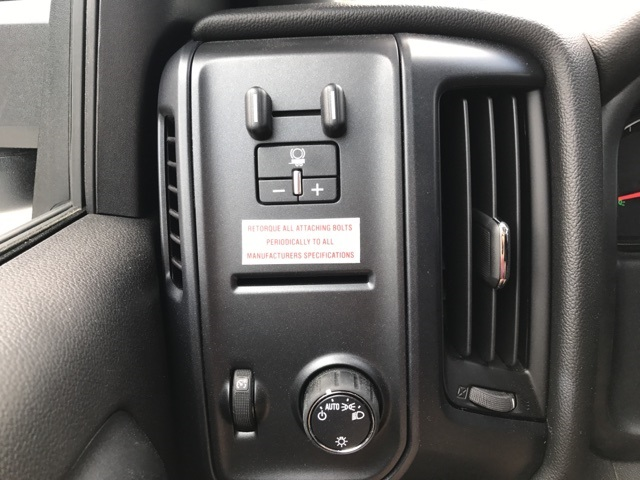 2017 Silverado 3500 Regular Cab 4x4, Service Body #C170057 - photo 6