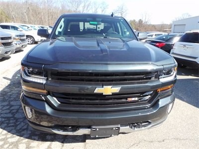 2017 Silverado 1500 Crew Cab 4x4, Pickup #C17505 - photo 2