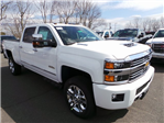 2017 Silverado 2500 Crew Cab 4x4, Pickup #C17596 - photo 1