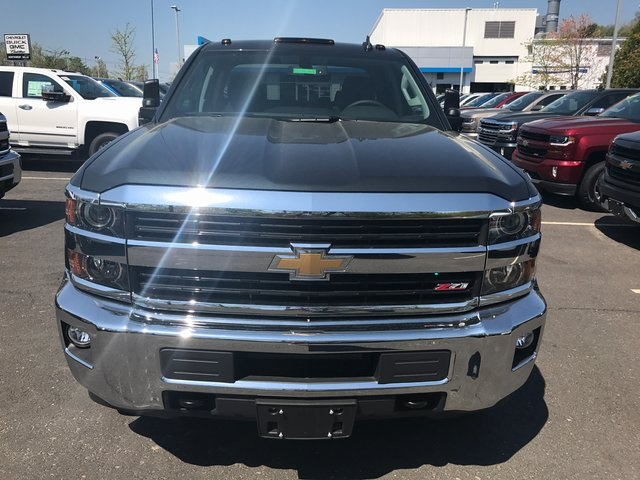 2017 Silverado 2500 Double Cab 4x4, Pickup #C17634 - photo 2