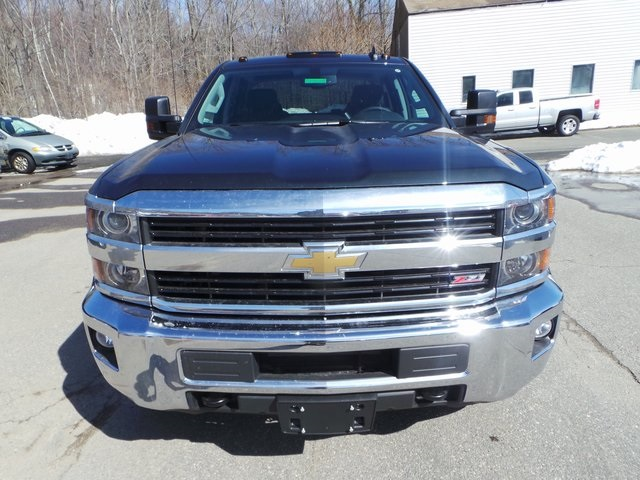 2017 Silverado 2500 Double Cab 4x4, Pickup #C17634 - photo 3