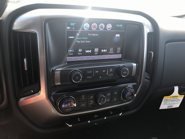 2017 Silverado 2500 Double Cab 4x4, Pickup #C17634 - photo 21