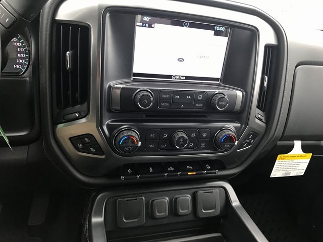 2017 Silverado 1500 Crew Cab 4x4, Pickup #C17768 - photo 20