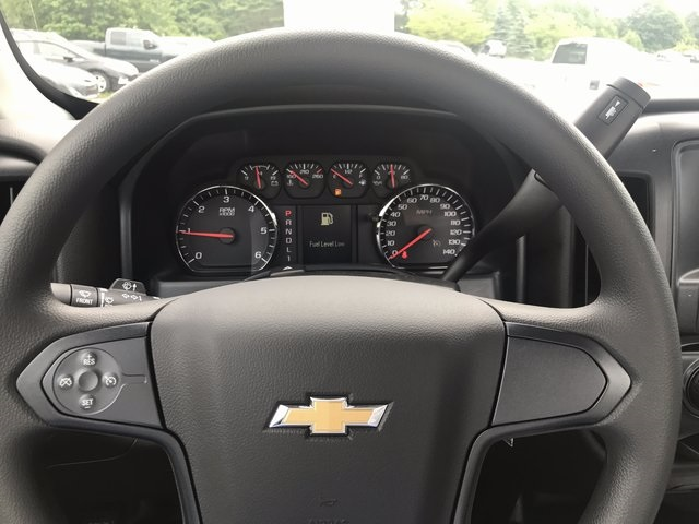 2017 Silverado 3500 Regular Cab 4x4, Cab Chassis #C17941 - photo 9